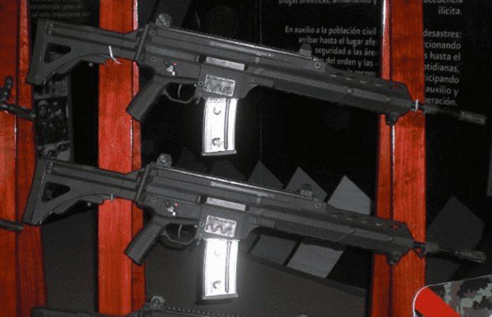 Tiene ejército mexicano nueva arma para combatir el narco