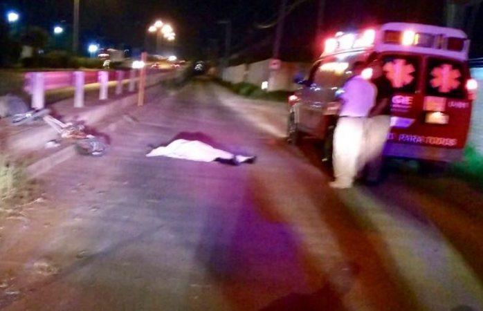 Atropellan y matan a ciclista en el Juan Pablo II