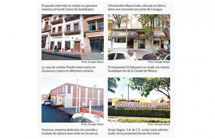 En lista negra de EU, 305 empresas mexicanas