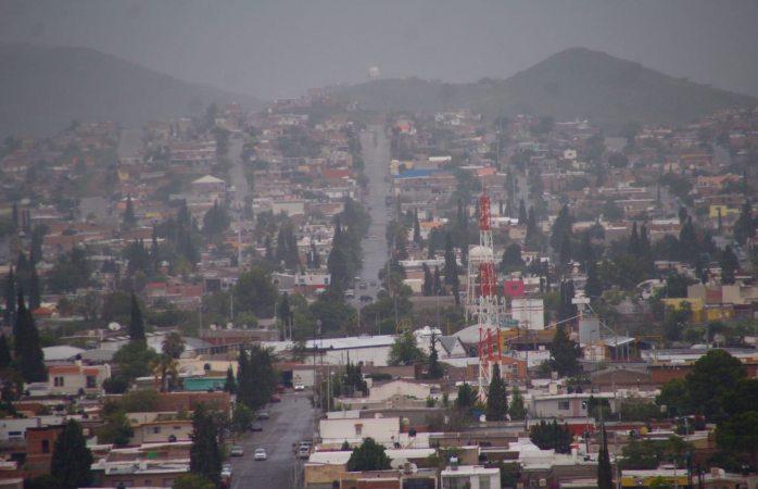 Vuelven las lluvias a la capital