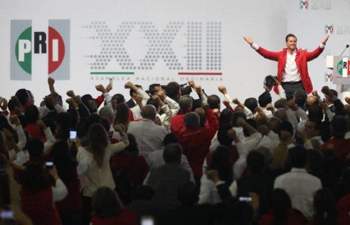 México gana cuando gana el PRI: Peña Nieto