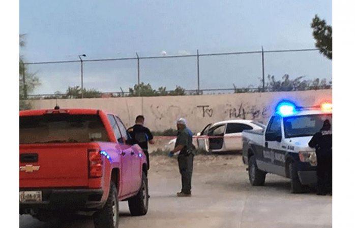Ejecutan a uno en barda del aeropuerto en Juárez