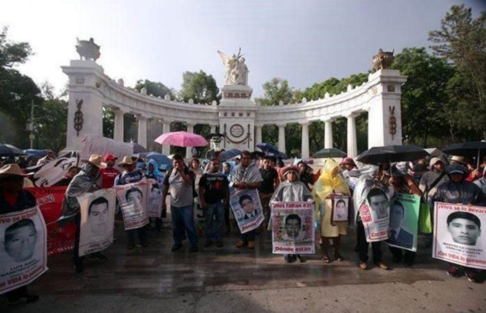 Exigen sentencias en el caso de desaparecidos en Iguala