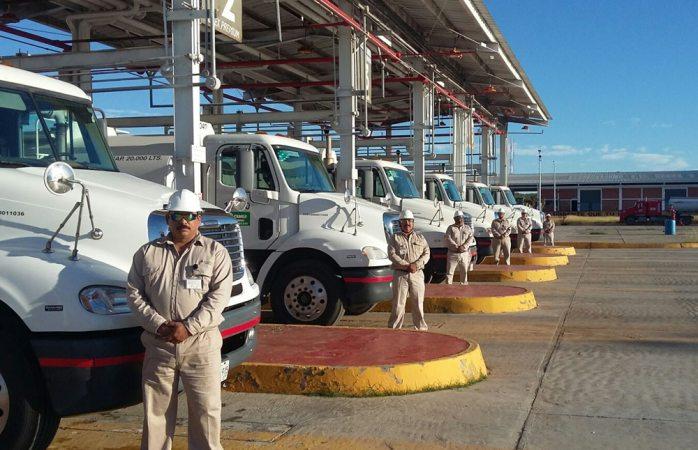 Cumple terminal de Pemex 28 años en Chihuahua