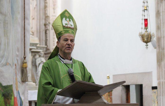 Es tiempo de extender la mano a los demás: Arzobispo