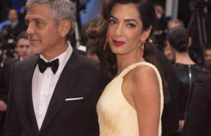 George Clooney y Amal, quieren prevenir la violencia racial y donan 1 mdd