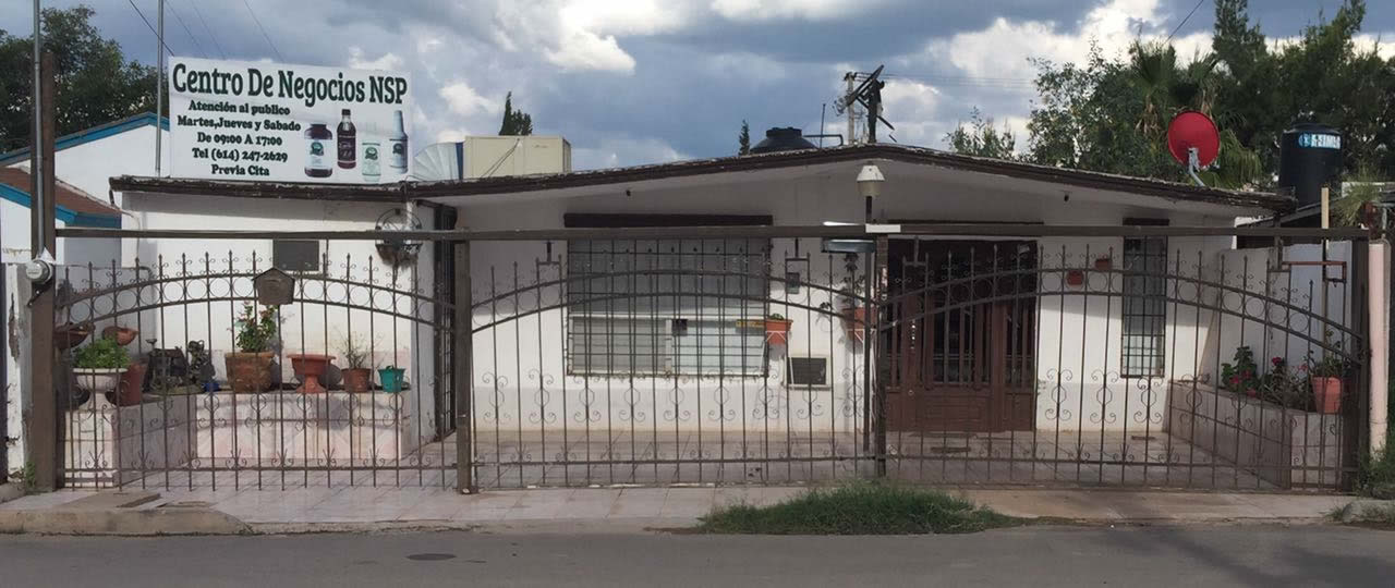 Se vende casa en Villa Juárez