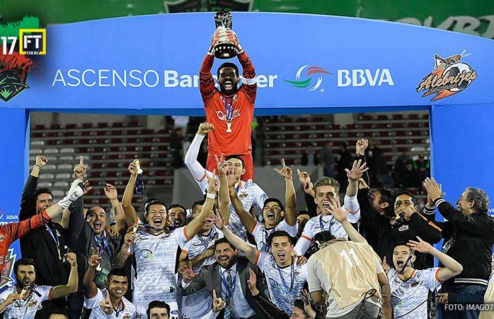 Alebrijes derrota a Bravos y es campeón del Ascenso MX