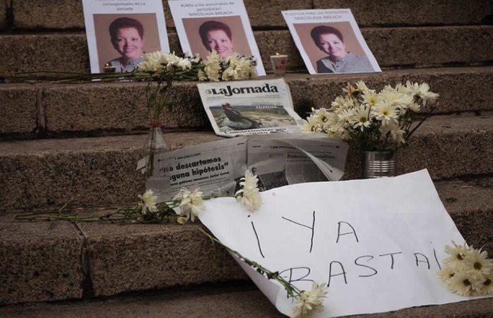 Persiste impunidad e inseguridad contra periodistas