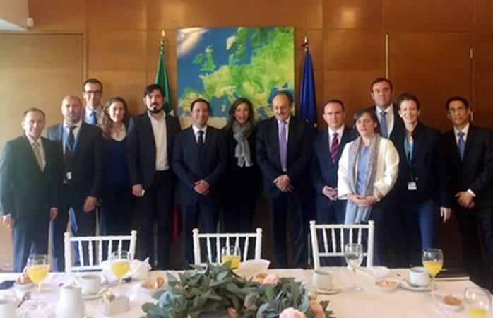 Participa Chihuahua en Cooperación Urbana con UE