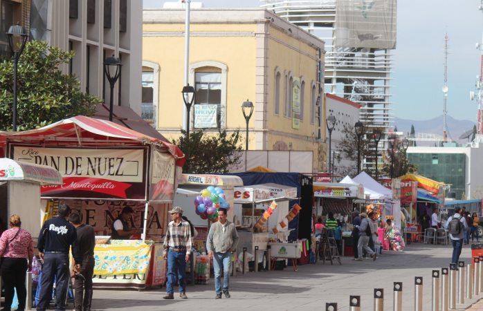 Vence el 7 de enero permiso para vendedores ambulantes del centro