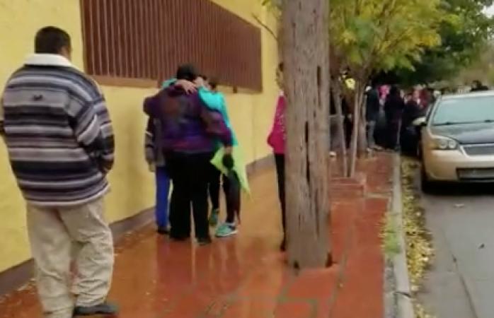 Explota primaria en Juárez y evacuan a 200 niños