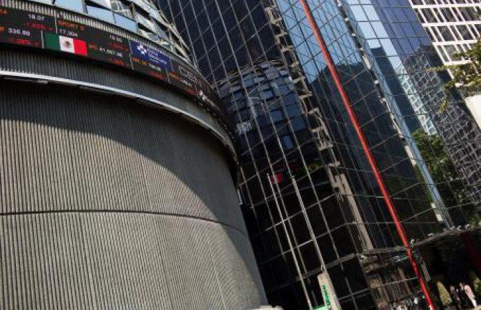 Vuelven Bolsa mexicana y Wall Street a números rojos