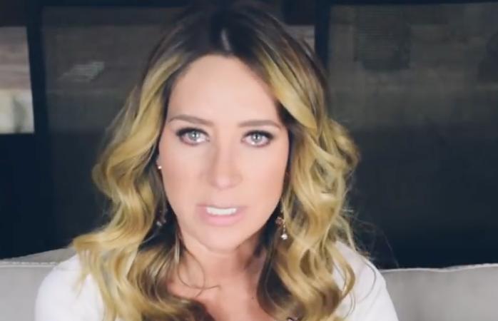 Vídeo: Geraldine Bazán rompe en llanto al hablar de su divorcio