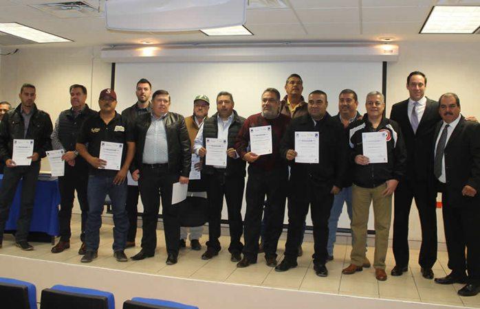 Entrega AEB nombramientos a jurisdiccionales de las 10 zonas
