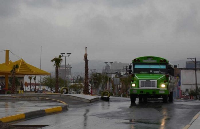 Piden en Juárez extremar precauciones por pronóstico de nieve