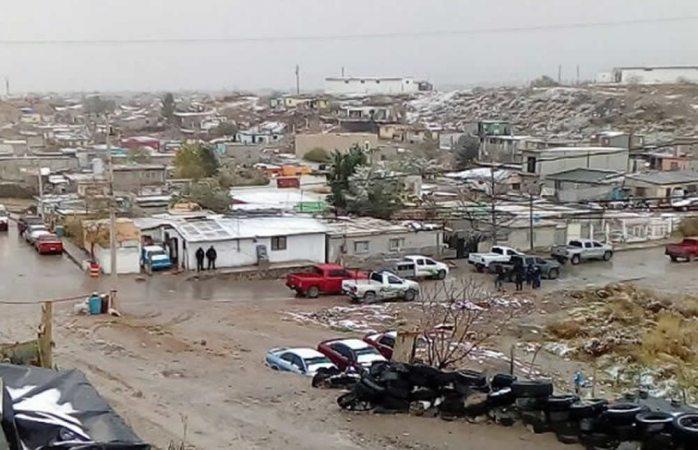 Se meten a casa y ejecutan a uno en Ciudad Juárez