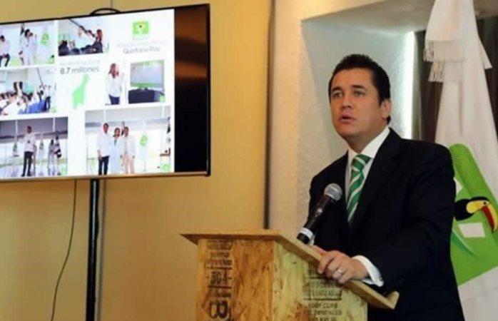 Eligen a Carlos Puente como líder del Pvem