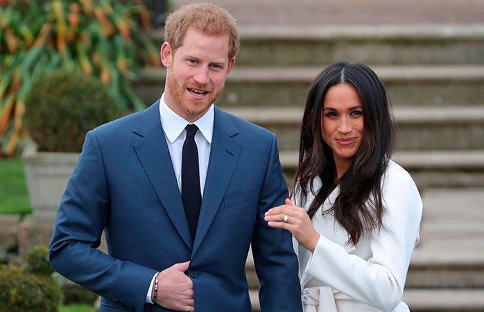 El joyero detrás del anillo que Harry dio a Meghan revela cómo fue guardar el secreto