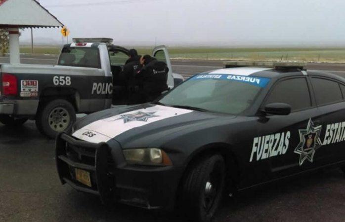 Cierran carretera de Chihuahua a Juárez por nevadas