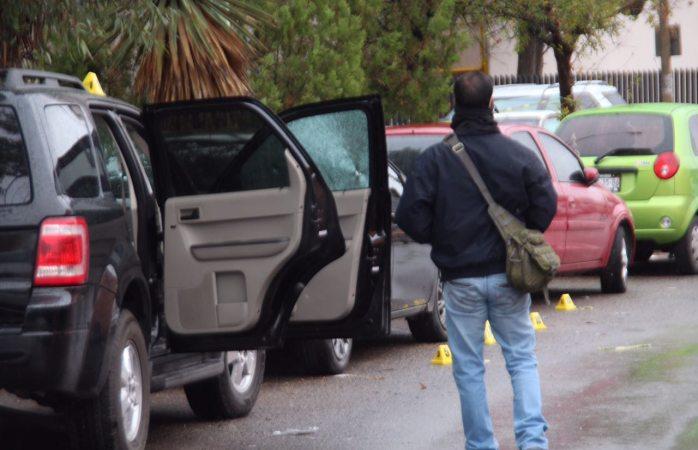 Fallece mujer baleada afuera de guardería uno del Imss