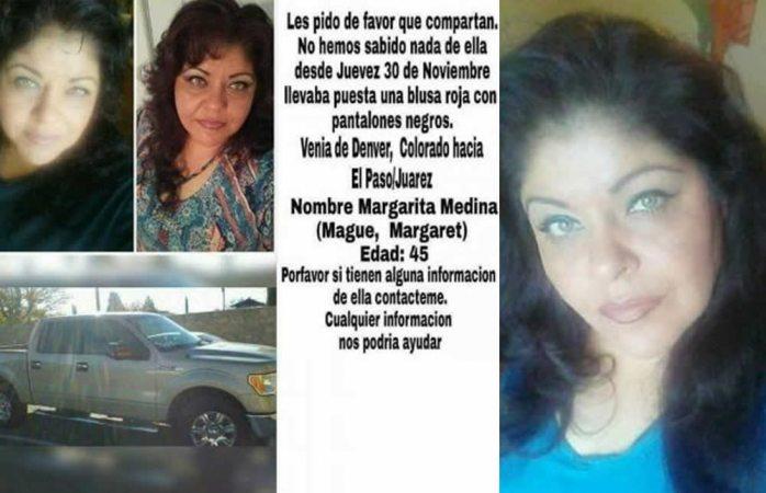 Identifican extraoficialmente a mujer de Denver asesinada en Juárez