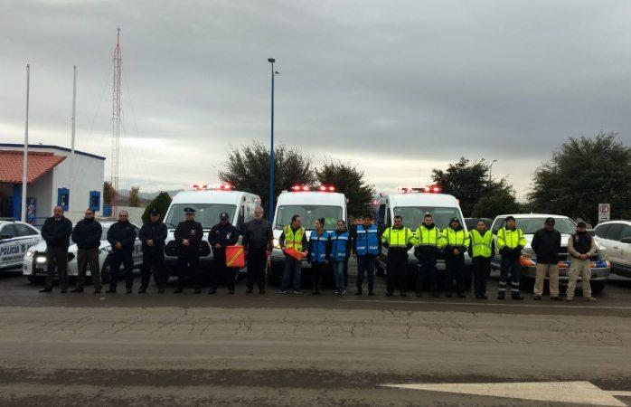 Arranca operativo policía vial para auxilio de paisanos