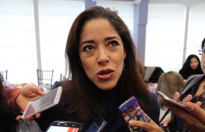 Que Lucha trabaje en la judicatura y yo en el congreso: Nadia Siqueiros