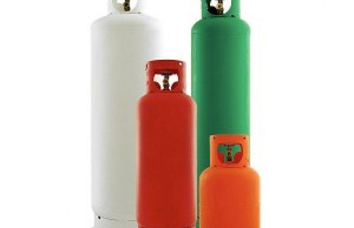 Protege tanques de gas durante esta temporada invernal