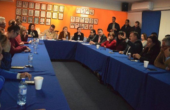 Por dedazo nueva dirigencia de AN en Juárez