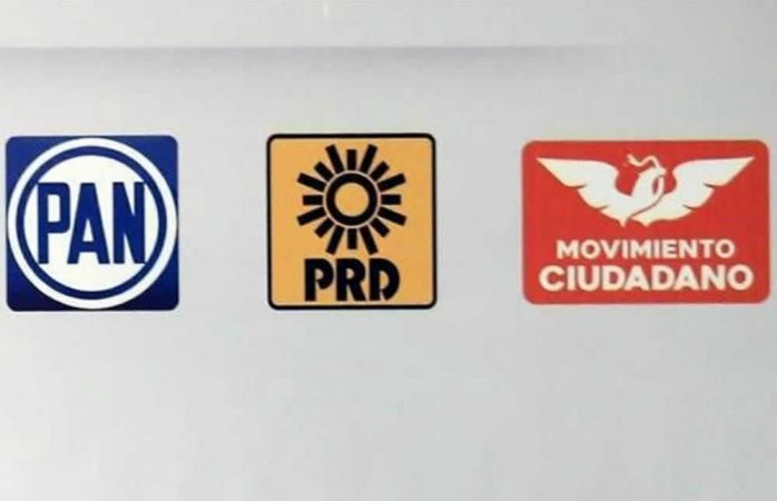 Se derrumba coalición Por México al Frente en NL
