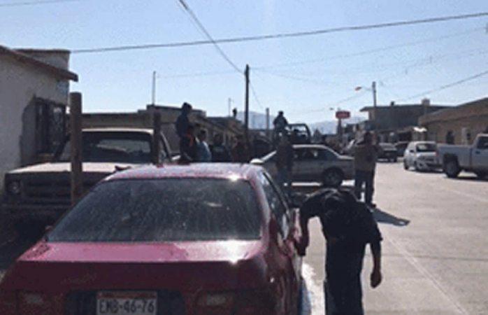 Ejecutan a joven en Ciudad Juárez con arma .40 mm