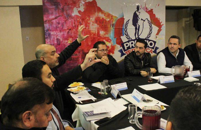 Concluyen votaciones para elegir al Teporaca 2017