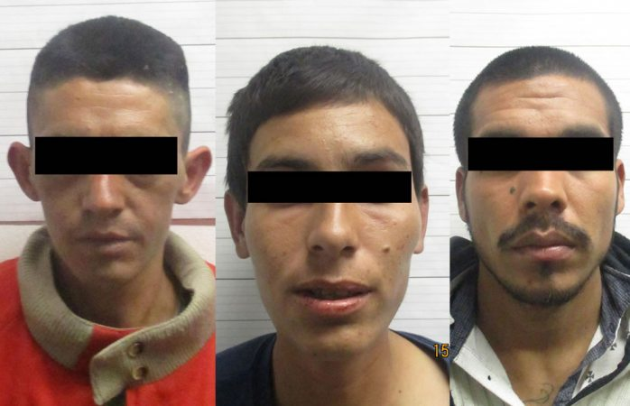 Capturan a ladrón enjaulado en la colonia Cerro de la Cruz