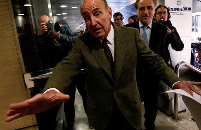 Corte española absuelve a Infanta Cristina en caso de fraude fiscal