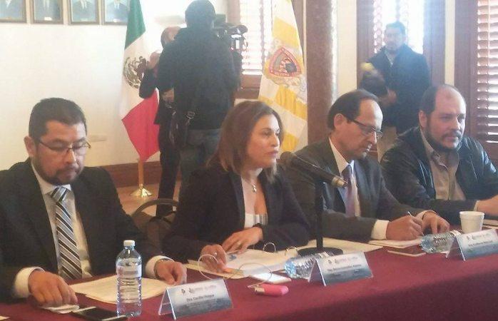 Se reúnen los tres ordenes de gobierno para conformar la reforma de ley Dusch