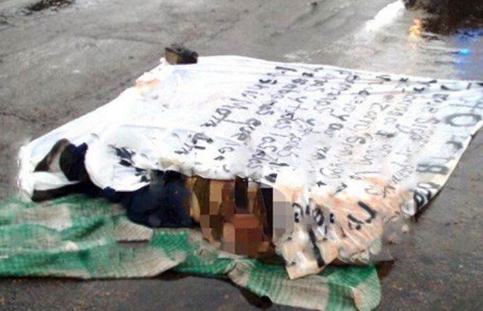 Dejan decapitado junto a mensaje en El Largo Maderal