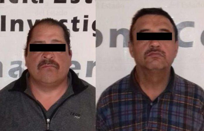 Dos detenidos tras cateo en domicilio de Aquiles Serdán