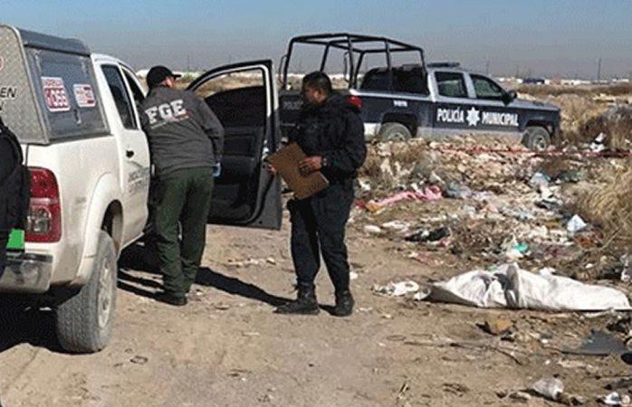 Dejan a ejecutado en basurero urbano al suroriente de Juárez