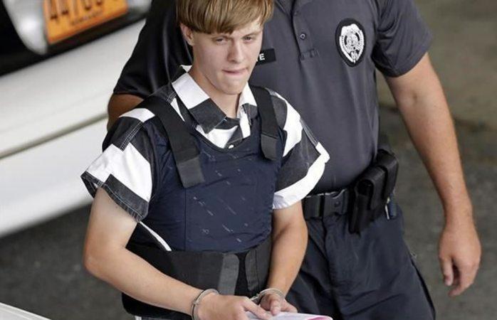 Le dan pena de muerte por ejecutar a nueve feligreses en Charleston