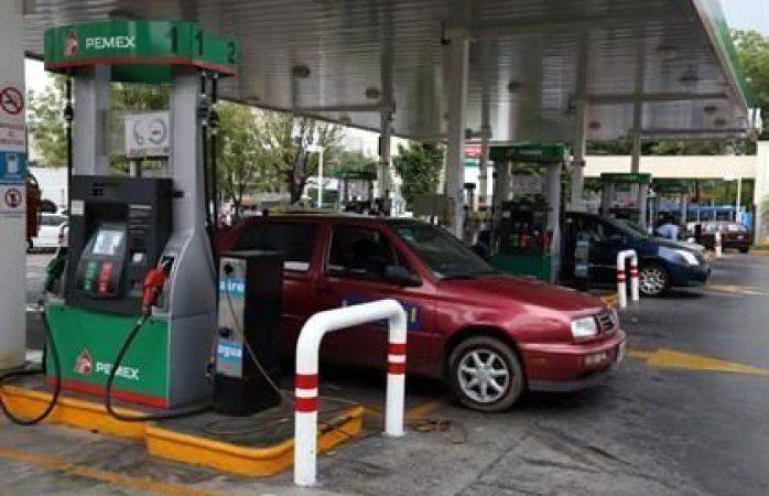 Se amparan gasolineros contra Hacienda