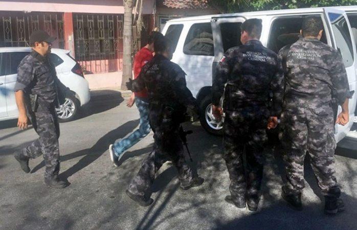 Aseguran 190 kilos de marihuana en Cuauhtémoc