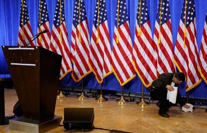 Trump dará su primera conferencia oficial en medio de nuevo escándalo con Rusia