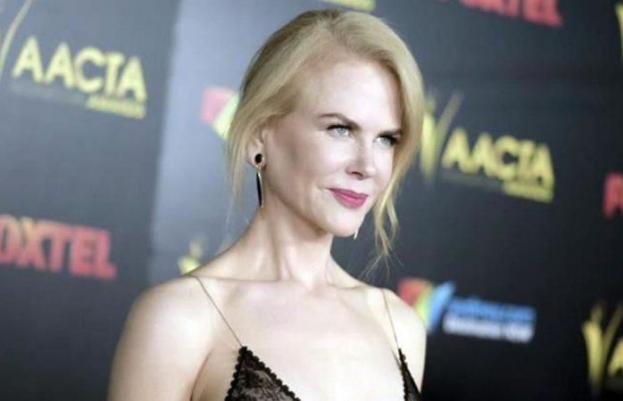 Pide Nicole Kidman apoyar a Trump