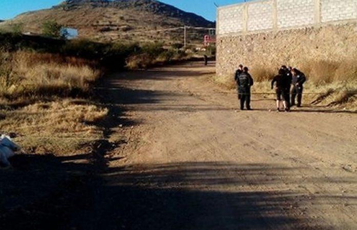 Levantan a conductor tras ejecución en Parral