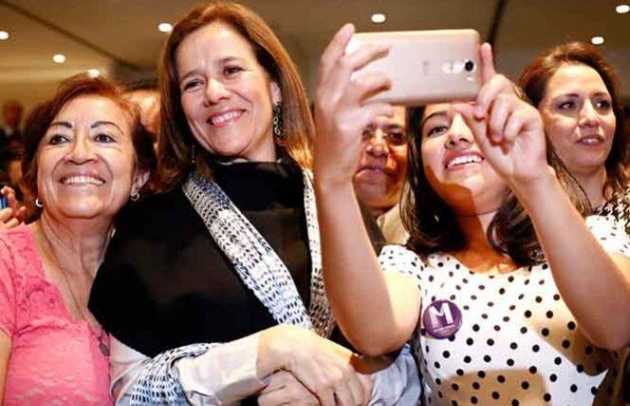 Las mujeres no somos propiedad de los maridos: Margarita Zavala