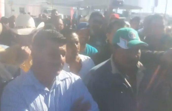 Vuelven antimotines a la ciudad de Camargo