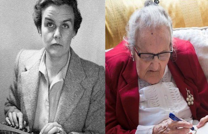 Muere periodista a la que nadie le creyó inicio de la Segunda Guerra Mundial