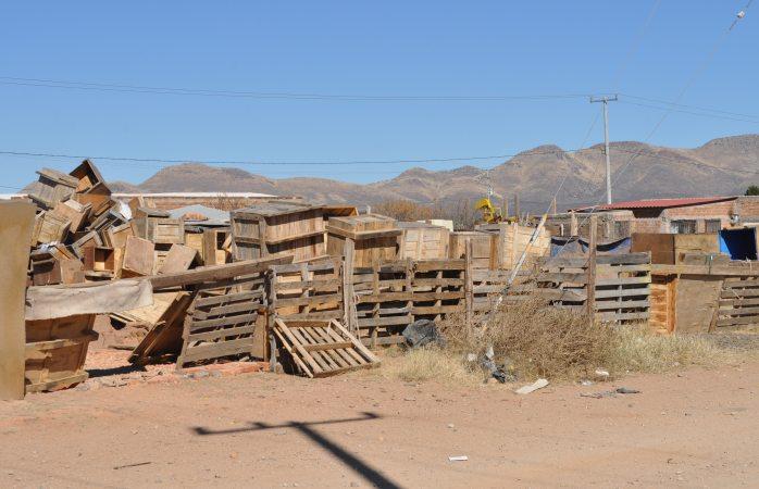 En completo abandono colonia Ladrilleras Norte