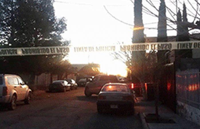 Ejecutan a uno al salir de su casa en ciudad Juárez